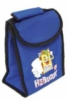 PMS matched lunch bag with heat transfer logo