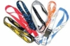 Lanyard group photo with silk screen or sublimation decoration