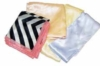 Silk scarves with custom patterns