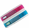 PMS matched ruler with calculator