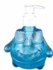 Custom shaped liquid soap dispenser