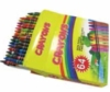 64-pc pack non toxic children's crayons