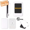 P5000UL 2x Qi Certified Wireless Charger and 5000 mAh Power Bank