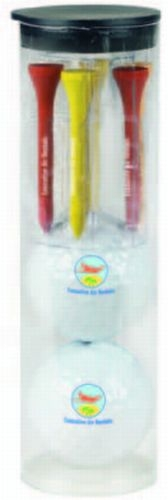 Par Pack with 2 Balls-N-Tees WILSON® ULTRA 500