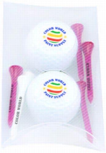2 Ball Pillow Pack CALLAWAY® WARBIRD® 2.0