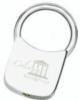 Silver Twist-Lock Keyholder