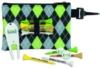 Pattern Golf Pouch Tee Kit - 2-3/4