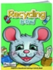 Coloring Books With Masks Topics Shown: Recycling is Fun