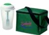 KOOZIE® Six-Pack Kooler with Salad Cup Combo