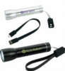 Handy Power Bank Flashlight 2200 mAh