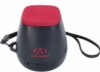 Bluetooth® Speaker with Fabric Top and Leash - New