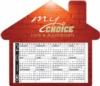 Calendar Magnets-Small, Medium and House Calendars -20 MIL.