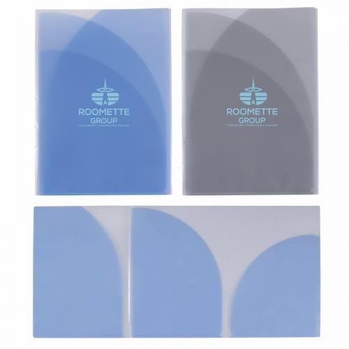 Three-Pocket Folder