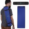 Yoga Mat with Shoulder Strap
