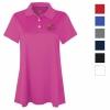 Hanes Women's Cool DRI Short Sleeve Polo