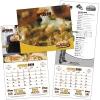 Custom Coupon Calendar