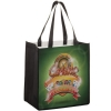 Full Coverage PET Non-Woven Grocery Bag w/ Full Color (12