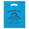 Die Cut Fold-Over Reinforced Plastic Bag - Flexo Ink (15