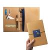 STORM - Washable Kraft Paper Padfolio - (6