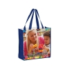 Full Coverage OPP Laminated Non-Woven Tote Bag w/ Full Color (13