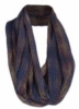 INFINITY AND SUBLIMATED INFINITY SCARFS - (INFINITY)