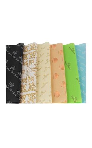 ColorWrap™ Custom Printed Color Tissue Paper