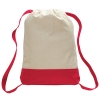 Q-TEES Two-tone Sport Backpack - NEW STYLE