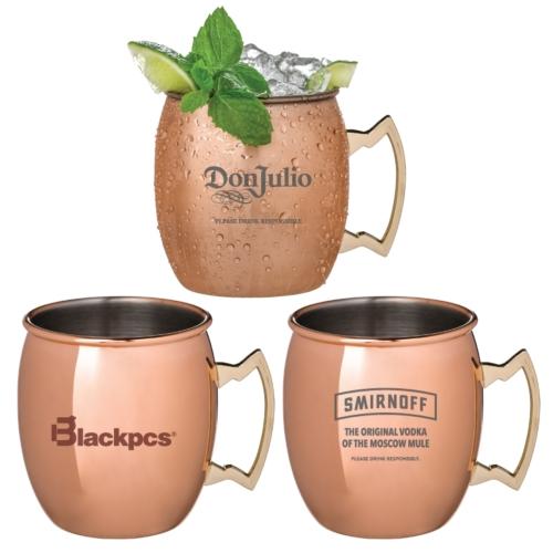 Annapurna Copper Plated Moscow Mule Mug
