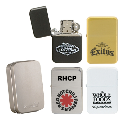 Oil Flip Top Wick Style Lighter (Without Oil)