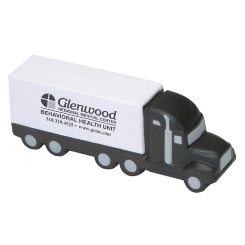 Truck Shaped Stress Reliever