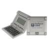 Flipper Travel Alarm Clock & Calculator