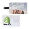 Credit Card USB Flash Drive 2GB
