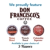 Don Francisco's - 6 Cup Pack