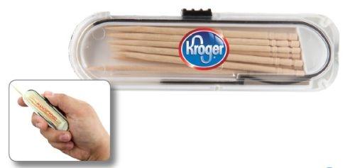 Toothpick Traveler