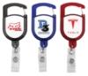 Carabiner Retractable Badge Holder