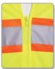 ANSI 2 Tri Color Safety Vest