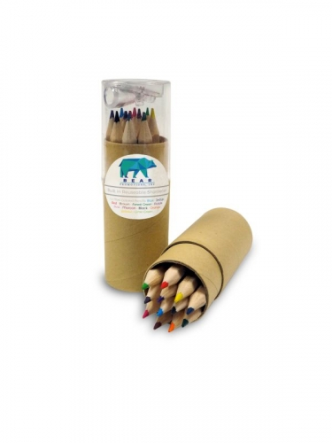 Travel Colored Pencil Set