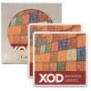 CoasterStone Square Absorbent Stone Coaster - 2 Pack (4 1/4