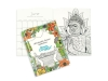 12 Image Monthly Coloring Planner
