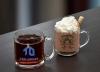 13 oz. Clear Glass Coffee Mug