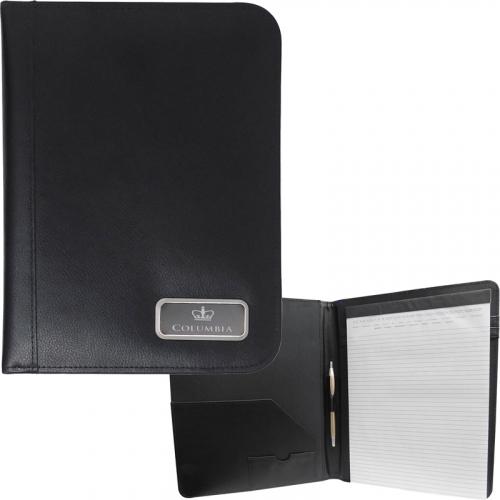 Antelope Mesa Junior Bonded Meeting Folder with Pen