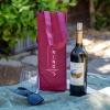 Pinot Noir Non-Woven Bottle Cooler