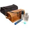 Taylor Falls Leather Travel Kit