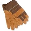 Leather/Denim Work Gloves