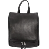 Bryercliff Leather Hanging Travel Kit