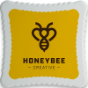 Square Ribbed Absorbent Coaster