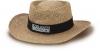 Golfer Profile Paper Straw Hat
