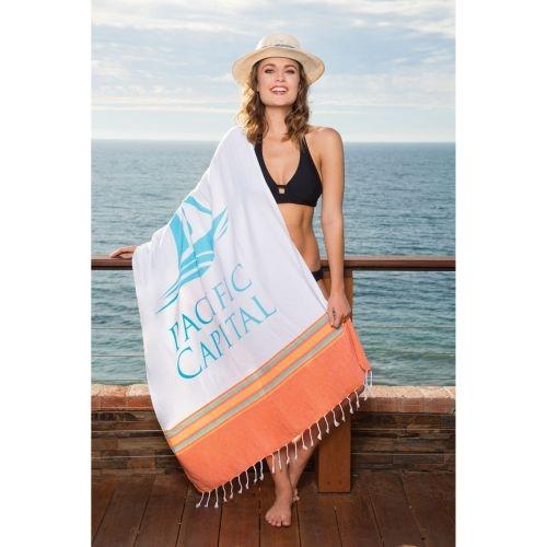 Turkish Peshtamal Beach Towel