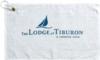 Loop Terry Golf Towel w/ Left Corner Hook & Grommet
