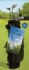 Microfiber Velour Golf Towel w/ Corner Hook Grommet